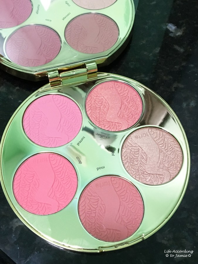 Tarte Blush Color Wheel 3