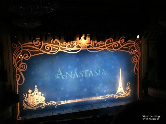 Anastasia on Broadway 2