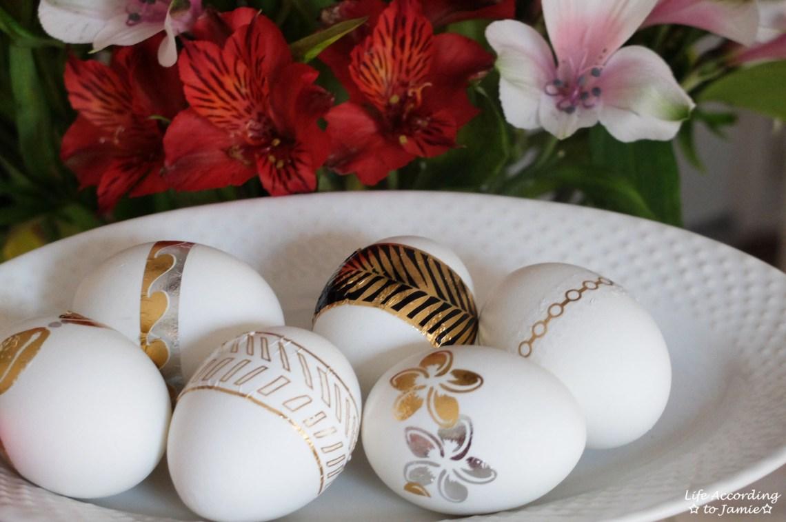 Flash Tattoo Easter Eggs
