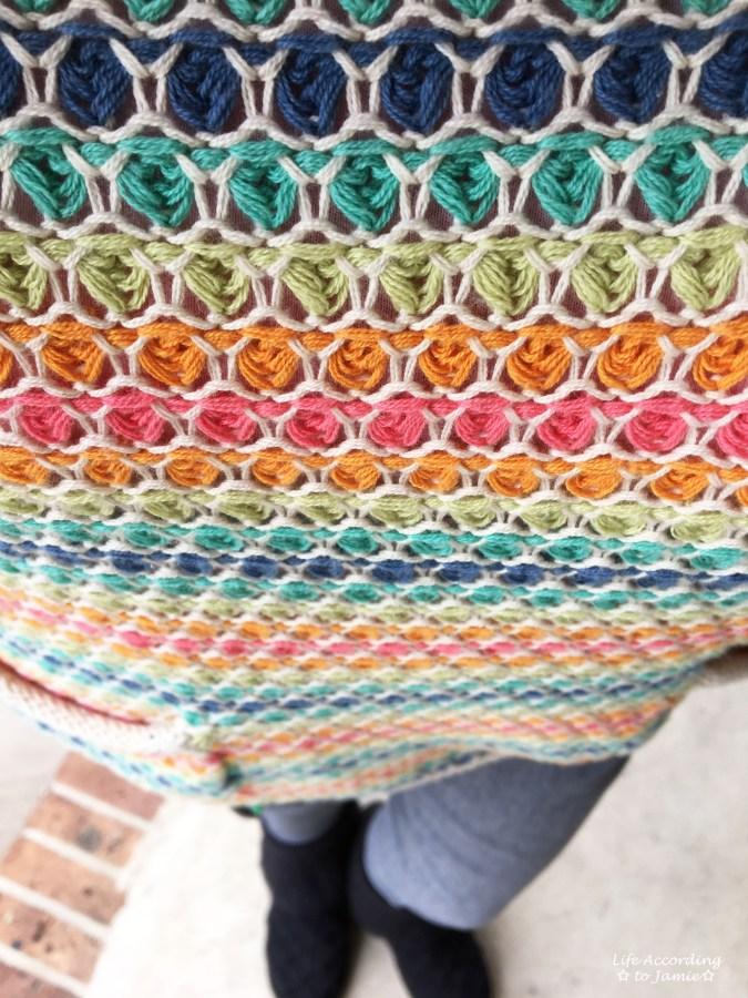 Rainbow Breezy Pullover 3