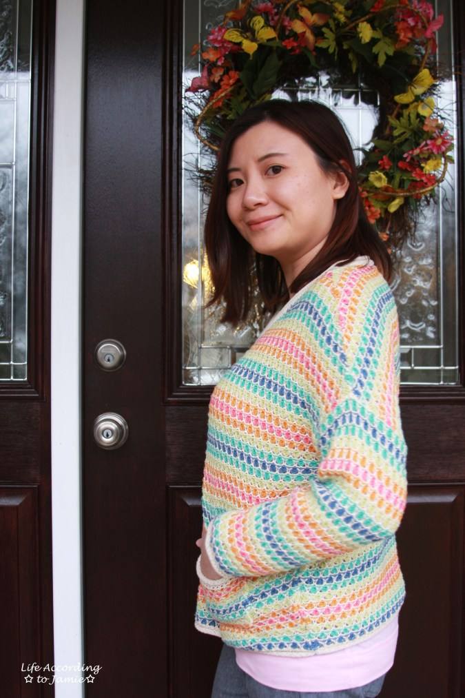 Rainbow Breezy Pullover 4