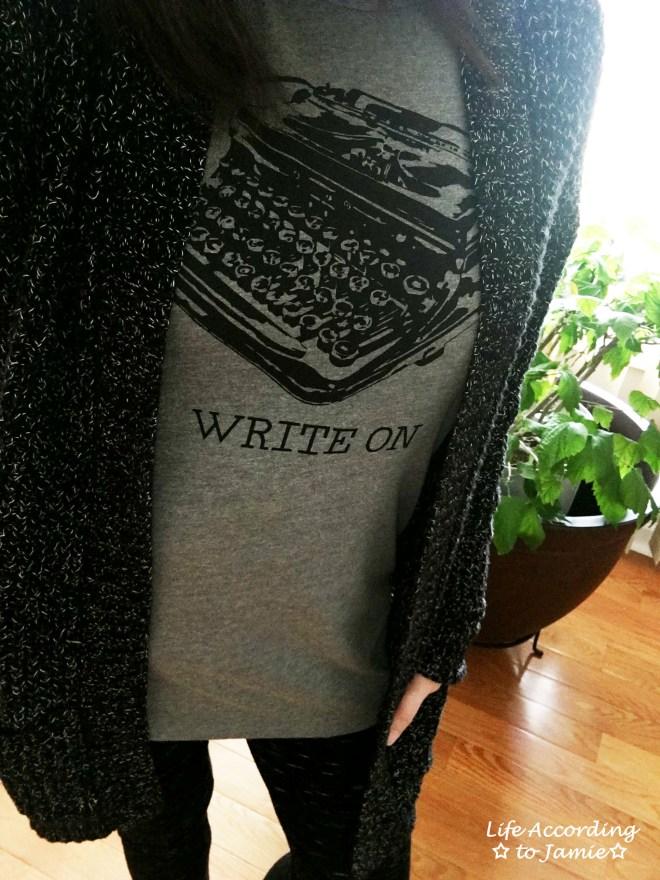 Write On - Tee 2