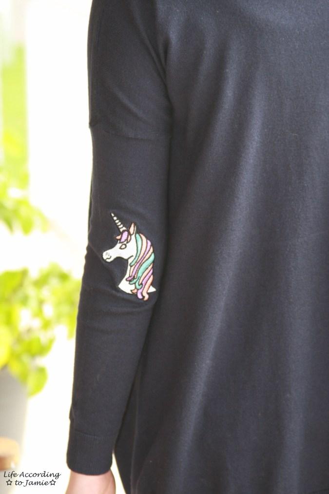 Unicorn Elbow Patches 2