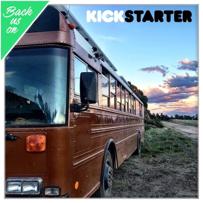 On the Bus - Kickstarter 1