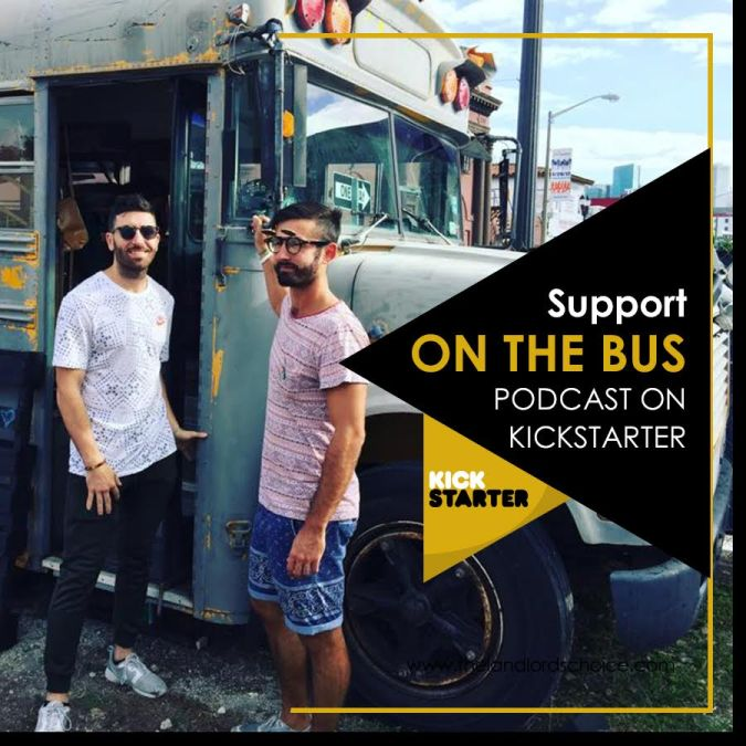 On the Bus - Kickstarter