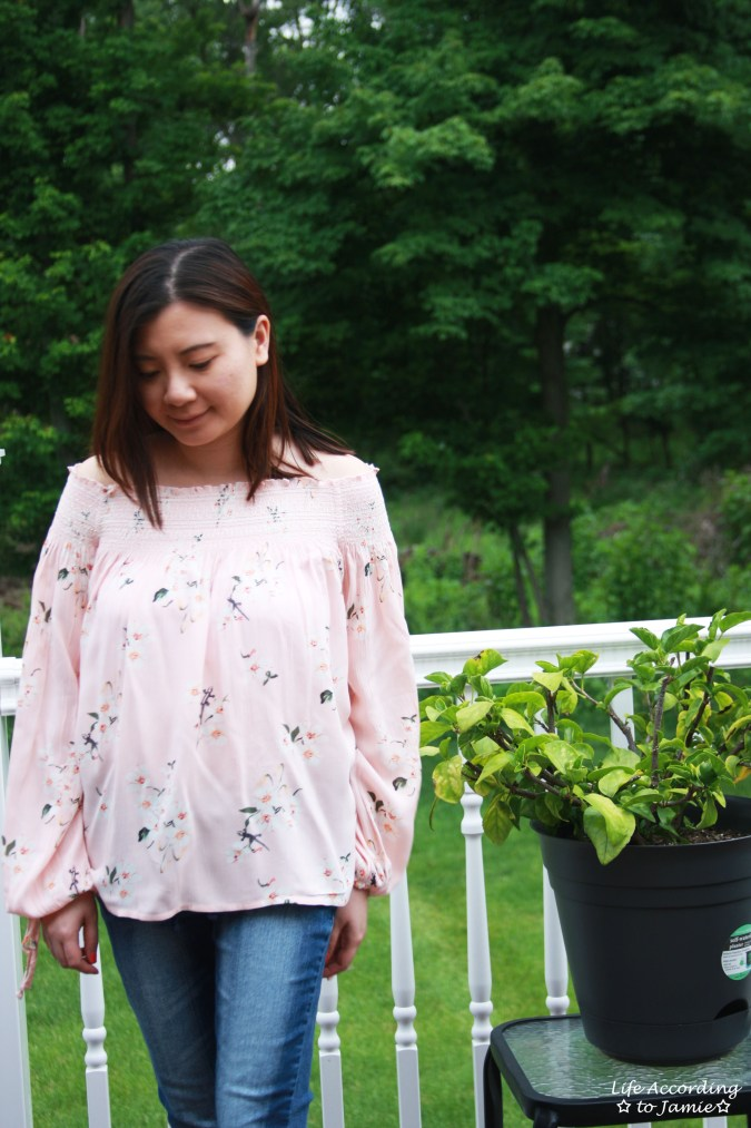 Pink Floral OTS 3