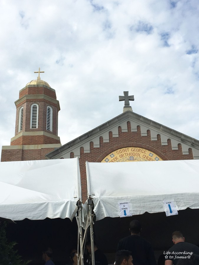 St. George - Greek Festival