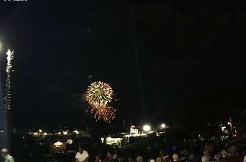 Fireworks - Hyannis Marina