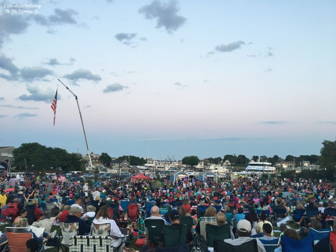 July 4th - Hyannis Marina