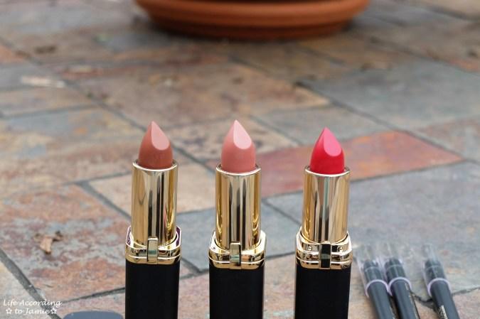 L'Oreal Colour Riche Matte Addiction - Lipsticks