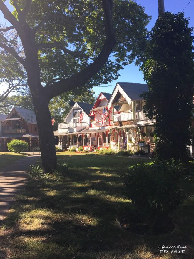 Martha's Vineyard - Gingerbread Houses
