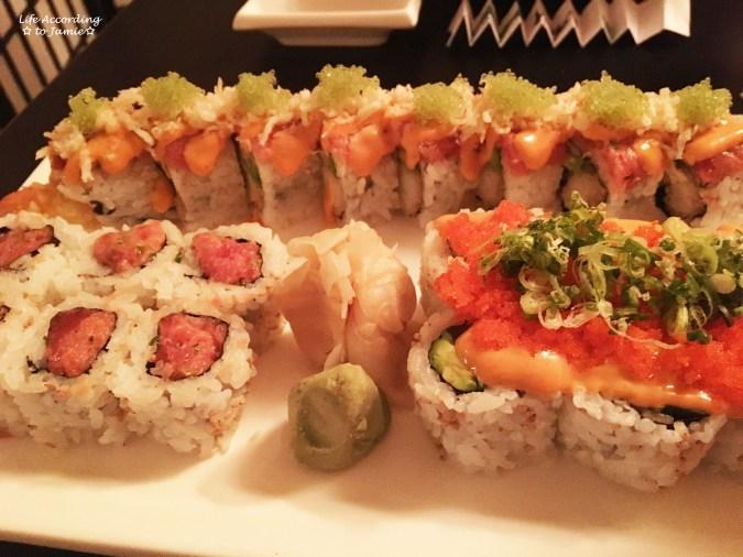 Misaki - Sushi Rolls