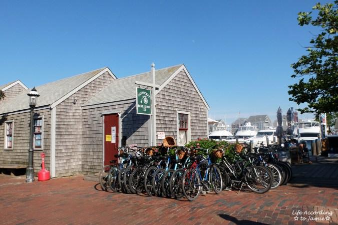 Nantucket Bike Shop