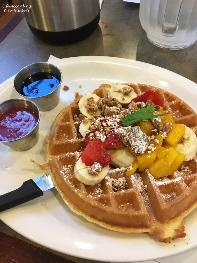 Turning Point - Tropical Crunch Waffle