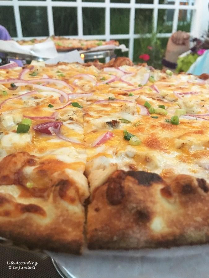 Vesta - BBQ Chicken Pizza 1