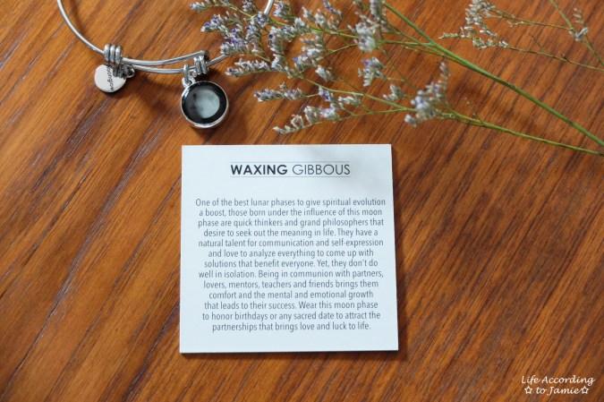 Moonglow Bangle Bracelet 1