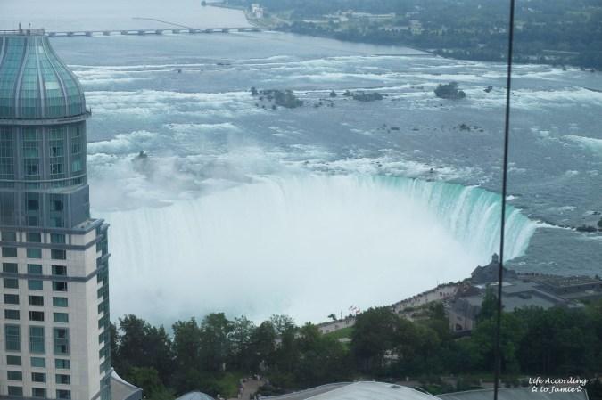 Niagara Falls - Hilon Fallsview View 2