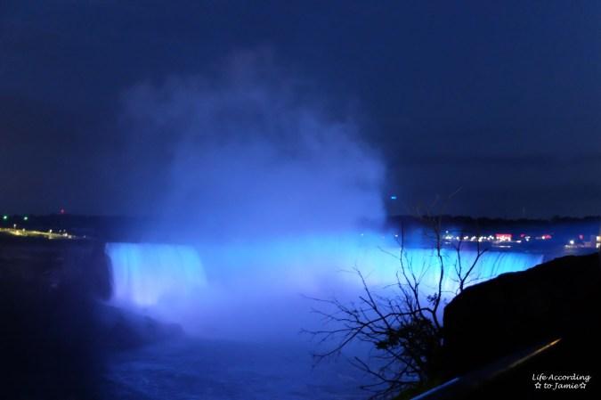 Niagara Falls - Night 2