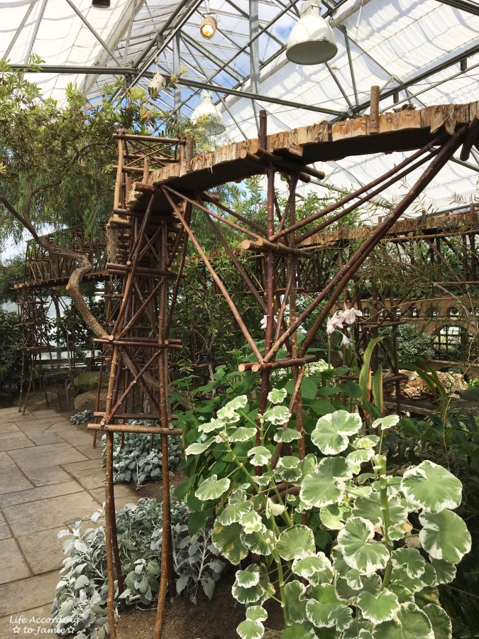 Royal Botanical Gardens - Greenhouse Railroad