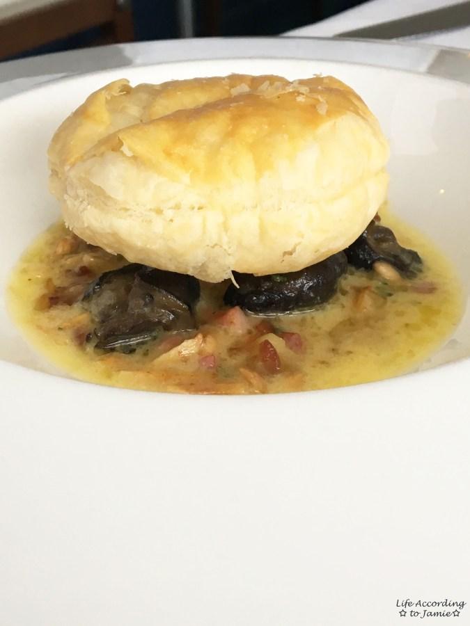 The Watermark Restaurant - Escargot