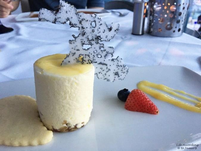 The Watermark Restaurant - Meyer Lemon Mousse 1