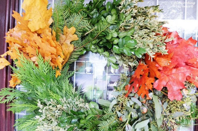 Celebrate Fall Wreath 4