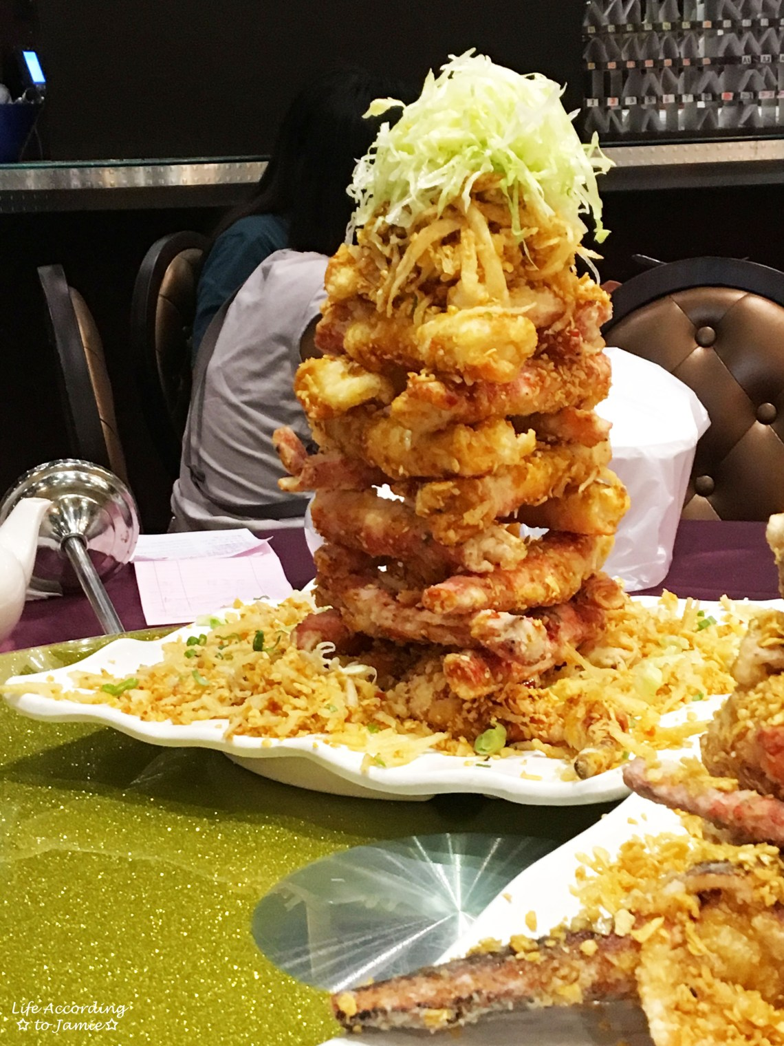 Crab Tower - Fishman Lobster Clubhouse