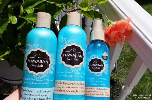 HASK Sea Salt Beach Texture