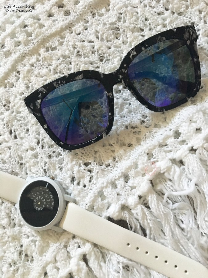 Limitless Watch + Diff Sunglasses 1