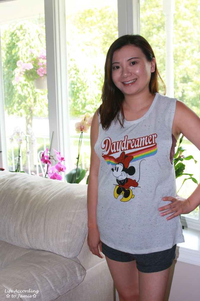 Minnie Mouse Daydreamer - Muscle Tank 4