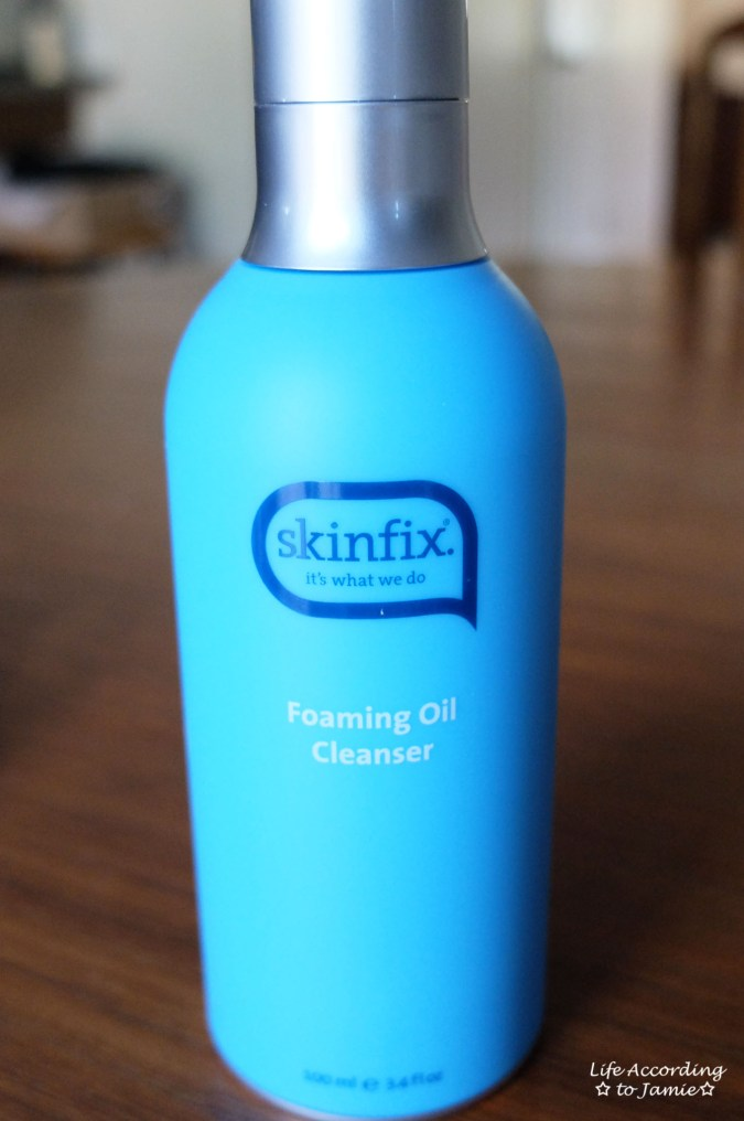 Skinfix - Foaming Oil Cleanser