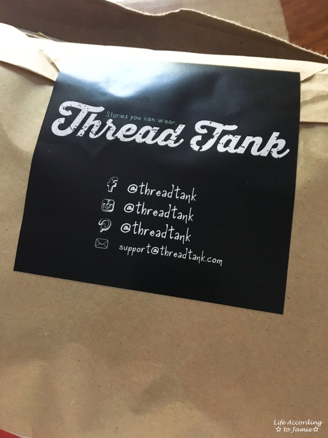Thread Tank - Package
