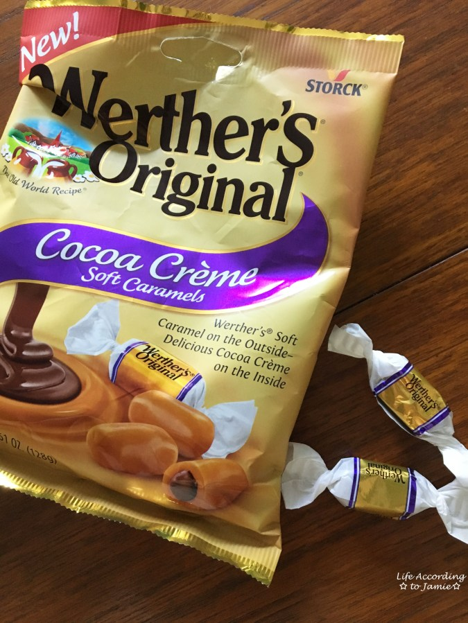 Werther's Cocoa Creme