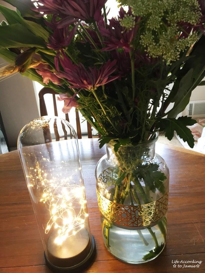 andThat! Woodland Park - Light Up Cloche + Vase