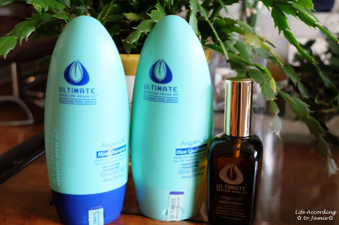 Ultimate Moroccan Argan Oil - Hair Products