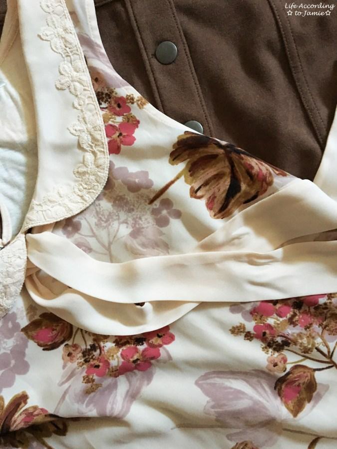 Castelli Blooms + Faux Suede
