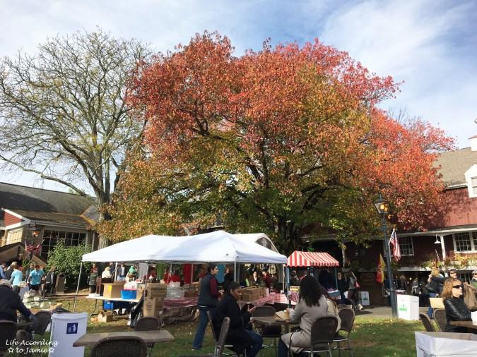 Peddler's Village - Apple Festival 4