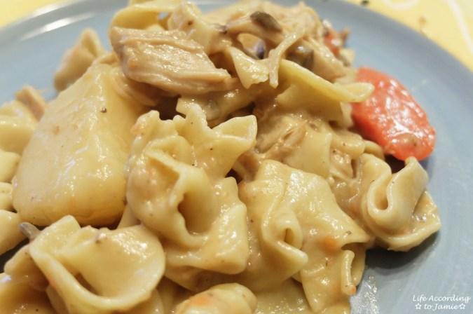 Chicken Noodle Casserole 7