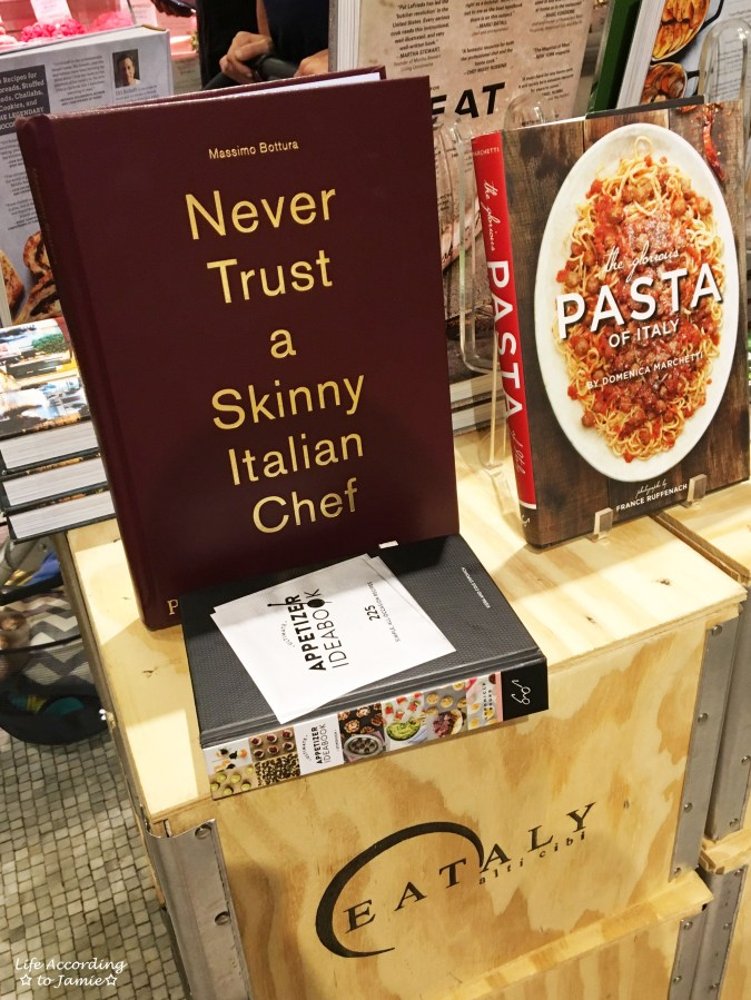 Eataly - Cookbook