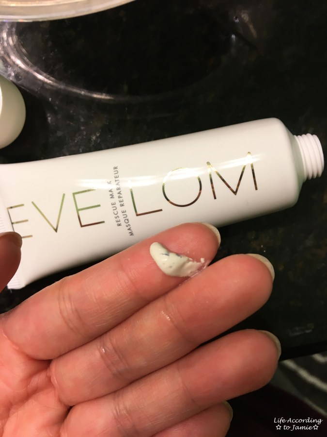 Eve Lom Rescue Mask 1