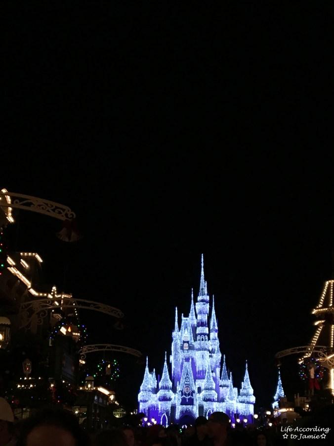 Magic Kingdom - Main Street Christmas 1