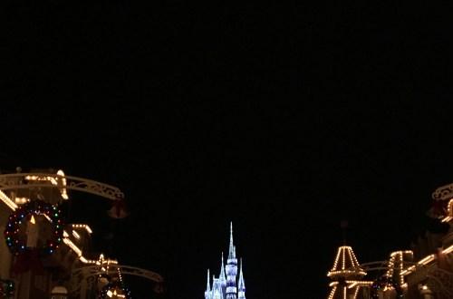 Magic Kingdom - Main Street Christmas