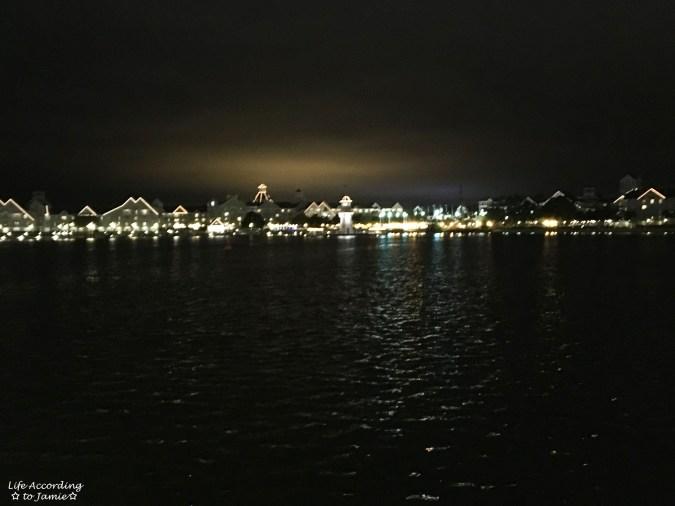 View from Disney's Boardwalk