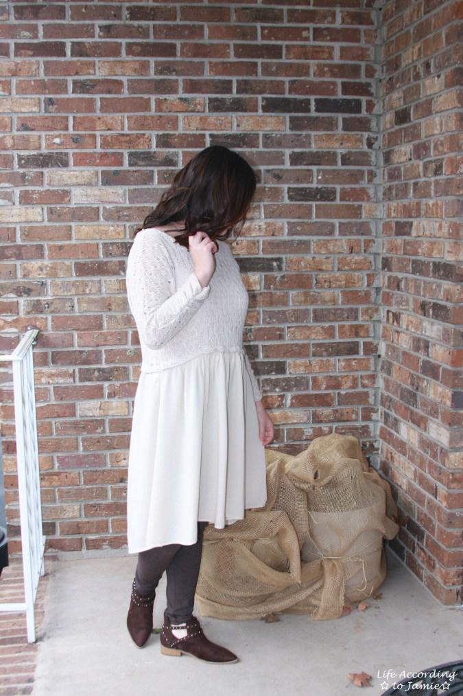 Crochet Top Dress 1