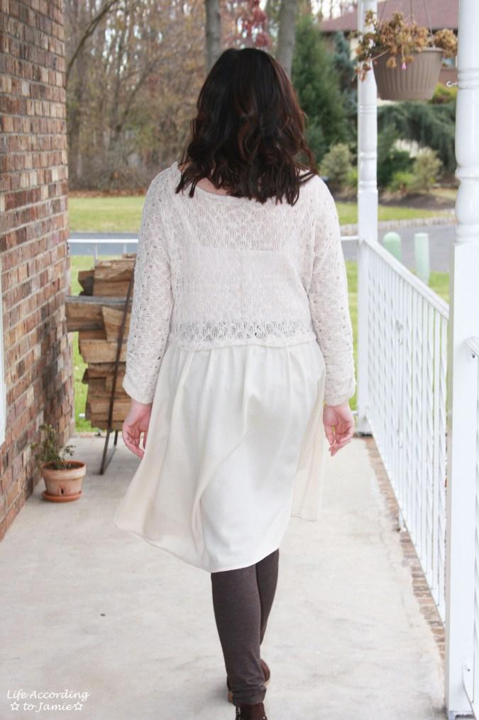 Crochet Top Dress 3