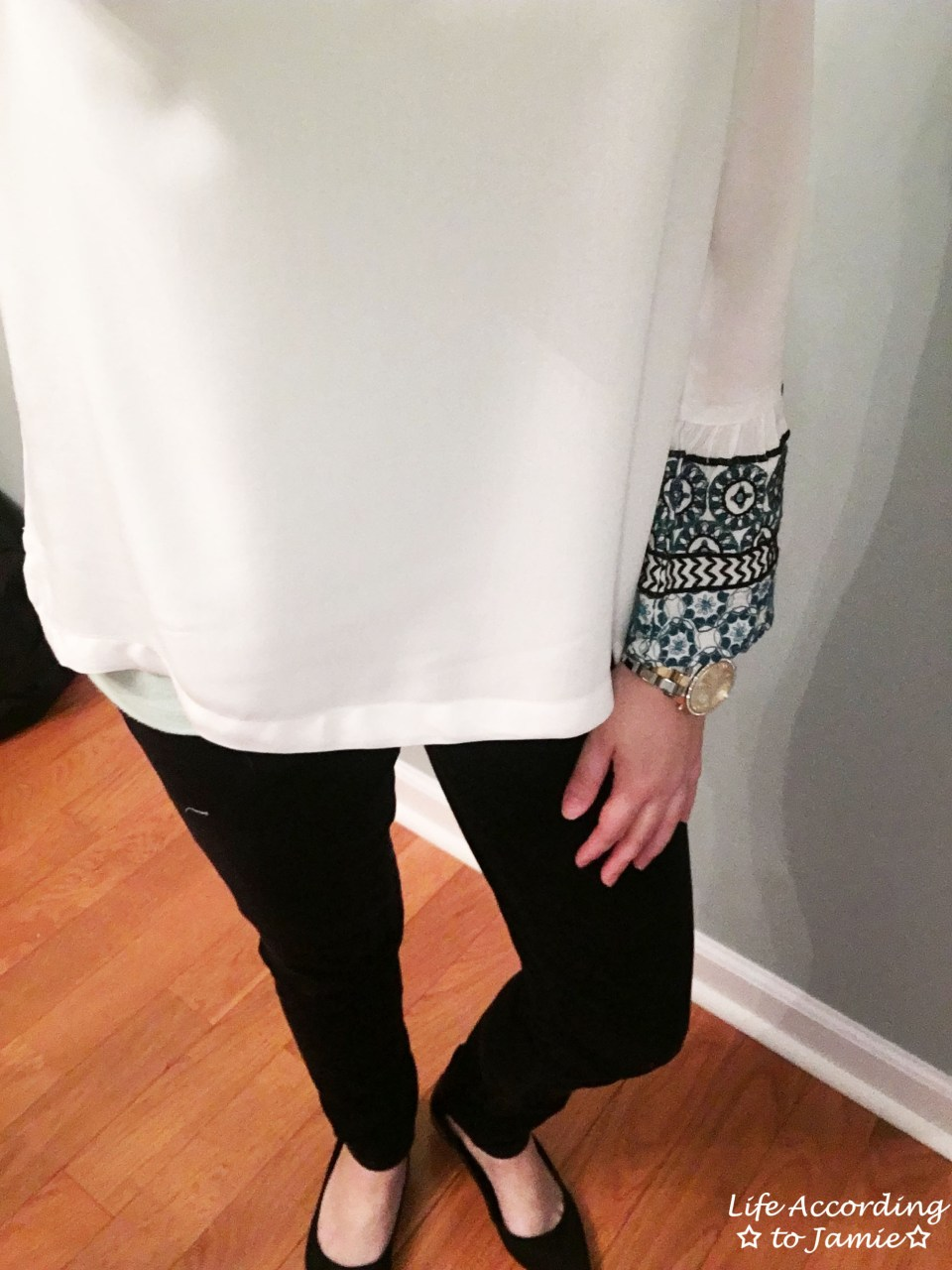 Embroidered Bell Sleeves 9