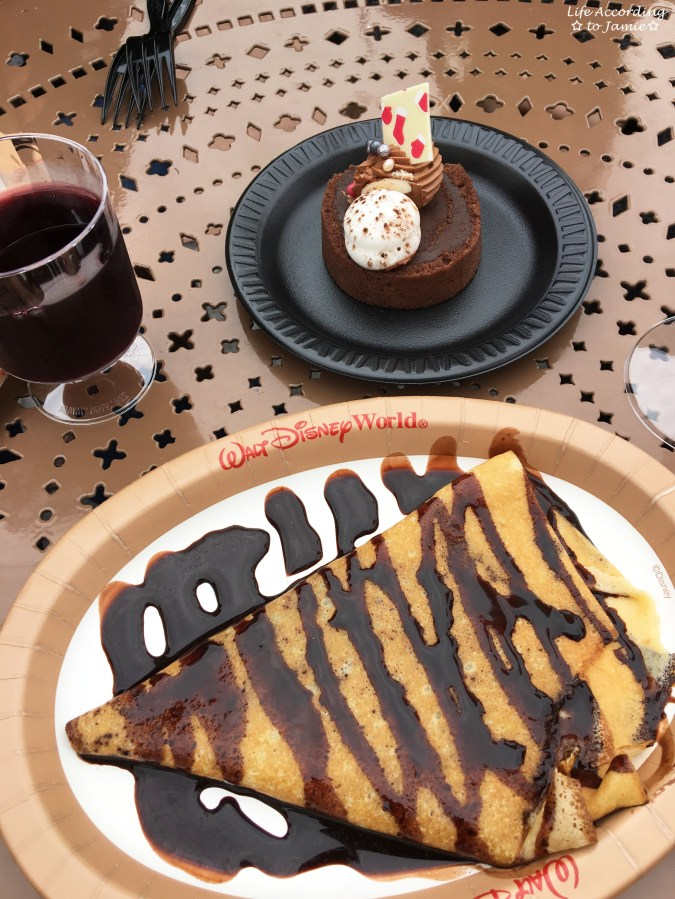 Epcot - French Food