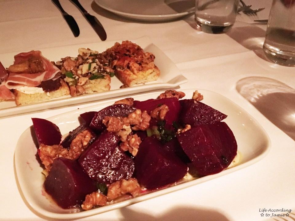 Fig & Olive - Roasted Beets