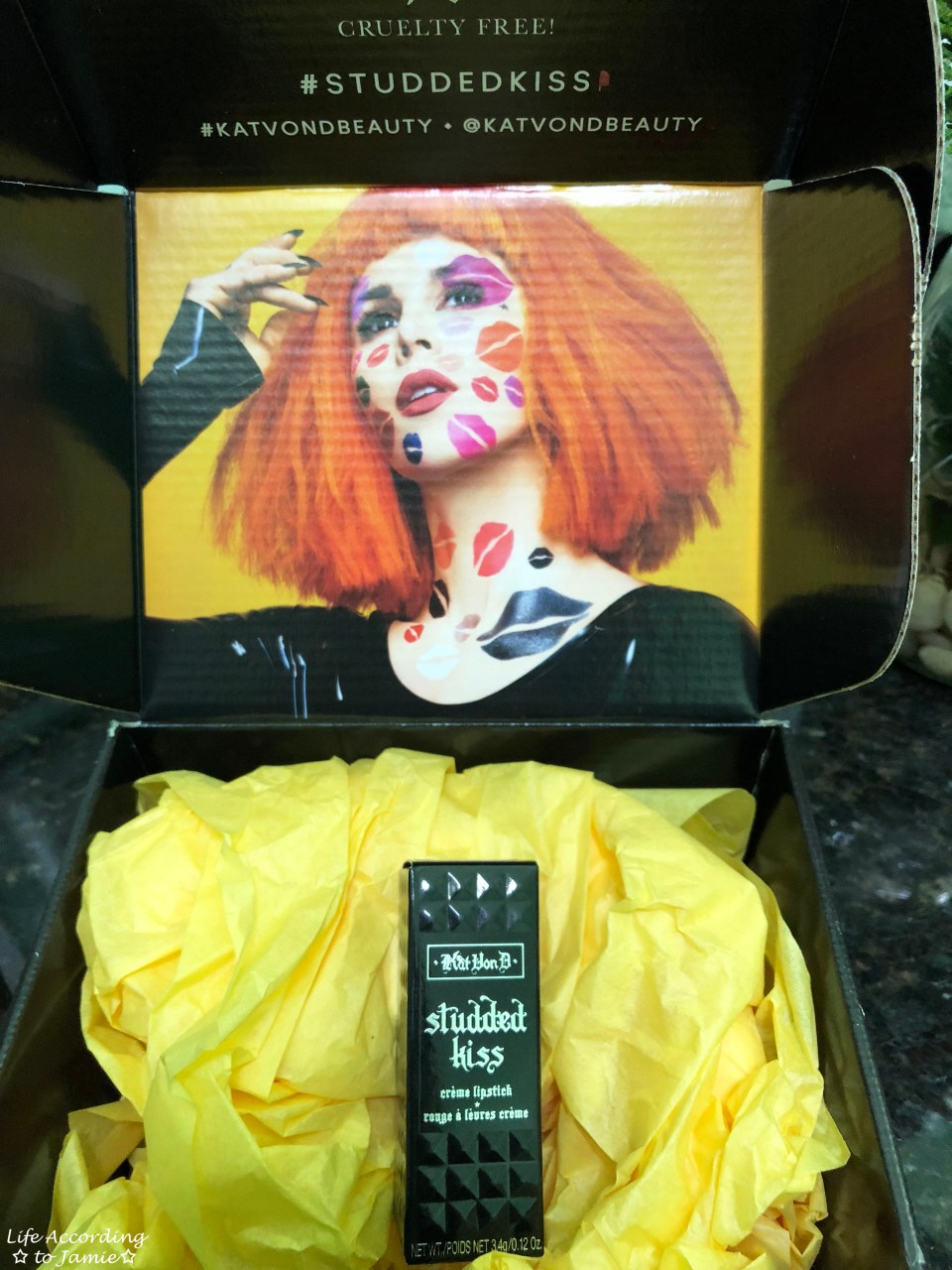 Kat Von D - Studded Kiss Creme Lipstick 1