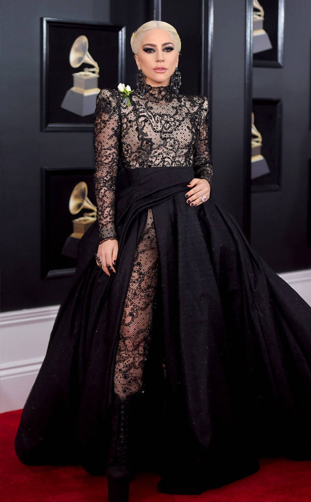 Lady Gaga Grammy's 2018
